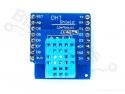 WeMos D1 mini DHT11 shield
