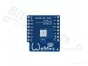 WeMos D1 mini WS2812B RGB shield