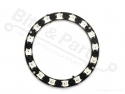LED Ring 16x WS2812 RGB 5050 RGB LEDs met drivers