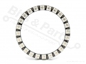 LED Ring 24x WS2812 RGB 5050 RGB LEDs met drivers