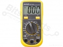 Multimeter Axiomet AX-101B LCD 3,5 digit (1999); 3x/s; 0...40°C