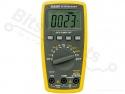 Multimeter Axiomet AX-105 LCD 3,75 digit (3999); 3x/s; -20...1000°C