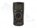Multimeter Axiomet AX-572 LCD (1999); 3x/s; V DC:200m/2/20/200/1000V