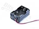 Batterijbox/Batterijhouder AAA Penlite x 6