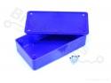 Behuizing Universeel Polystyreen 60x110x28mm blauw