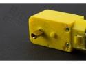 Motor voor smart cars en robots 3-7,5V met speed encoder