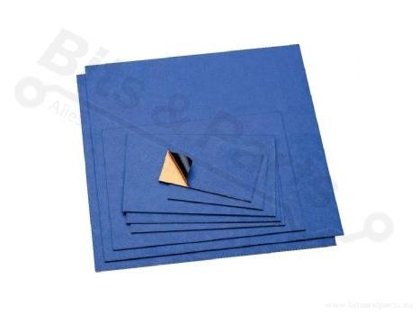 Printplaat koper/epoxy FR4 200x150mm Bungard enkelzijdig 35µm