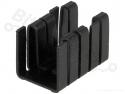 Heatsink (clip-on) voor TO-220 componenten - Stonecold
