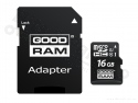 SD Card geheugenkaart GoodRAM 16GB class 10 UHS-I SDHC MicroSD