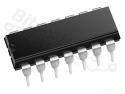IC MCP3004 A/D converter 4-kanaals 10bit SPI