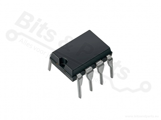 IC MCP41010-E/P Digitale weerstand/potmeter 10KOhm SPI