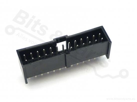 Box header 26-pin male Molex