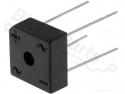 Bruggelijkrichter PB1004-DIO 400V / 10A