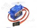 Servo motor 360 graden/continuous rotation micro FEETECH FS90R Pololu 2820