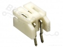 Box header 2-pin male JST PH connector 2mm haaks