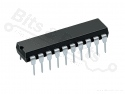 IC TPIC6B595N 8 Bit shift register