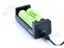 Oplader voor 18650 Li-Ion batterijen/accu's