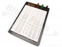 Breadboard op bodemplaat met aansluitklemmen 1280/100 pins