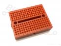 Breadboard 170 pins rood - universeel experimenteer board