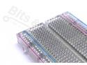 Breadboard 400 pins MB102 - universeel experimenteer board clear
