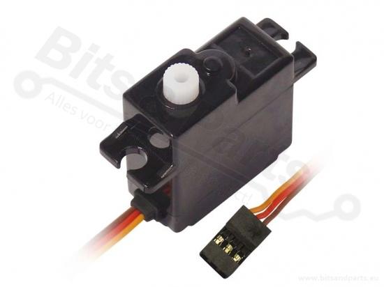 Servo motor analoog kunststof mini