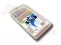 Krimpkous assortiment 170-delig gekleurd in opbergbox
