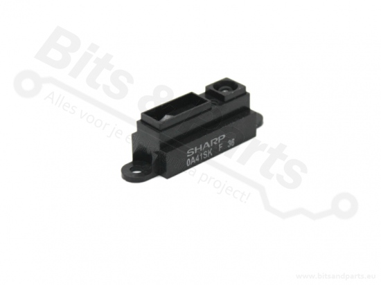 Afstandssensor Infrarood/IR Sharp GP2Y0A41SK0F 4-30cm