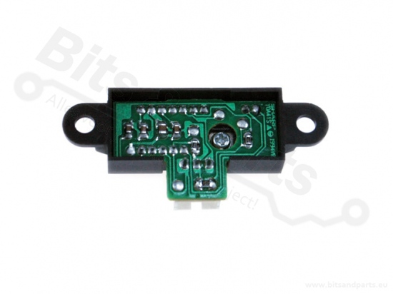 Afstandssensor Infrarood/IR Sharp GP2Y0A21YK 10-80cm