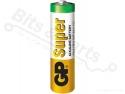 Batterij AA LR6 1,5V Alkaline GP Super