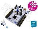 STM32 Nucleo ontwikkelboard voor de STM32 F4 series met Arduino support