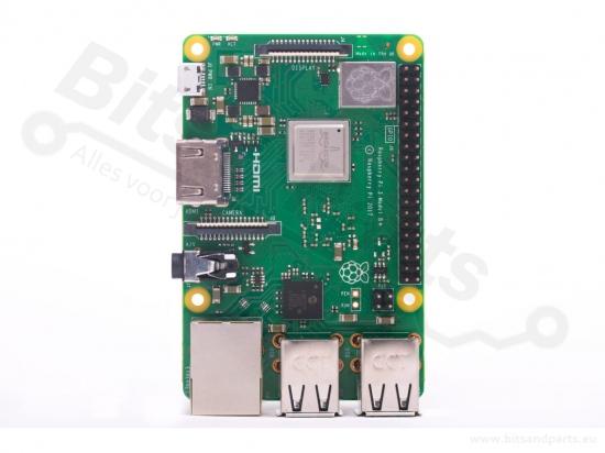 Raspberry Pi 3 Model B+ - 1GB - WiFi - BT