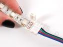 Aansluitkabeltjes voor RGB LED strips - Adafruit 1004