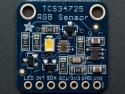 Kleurensensor RGB met IR filter en witte LED - Adafruit 1334