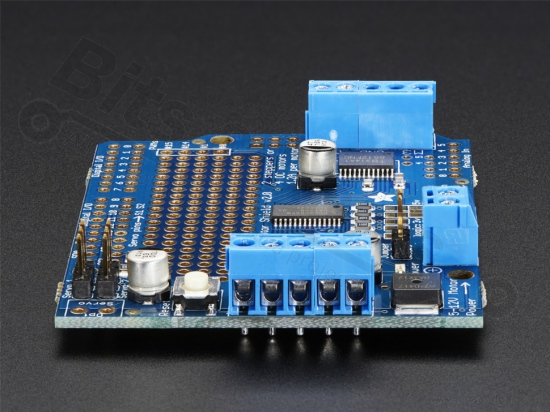 Motor shield TB6612 for Arduino V2.3 - Adafruit 1438