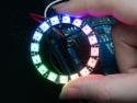 LED Ring NeoPixel - 16x WS2812 5050 RGB LEDs met drivers - Adafruit 1463