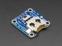 Batterijhouder voor knoopcellen CR1220 12mm op breakout board + schakelaar
