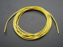 Siliconendraad meeraderig 26AWG 0,5mm 2 meter - geel - Adafruit 1879