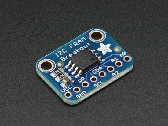 I2C Non-Volatile FRAM Breakout - 256Kbit / 32KByte - Adafruit 1895