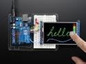 Display Touchscreen 3,5inch TFT 320x480 m. SD-cardreader - Adafruit 2050