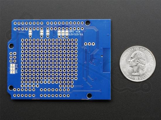 Bluetooth/BT BLE Bluefruit shield voor Arduino - Adafruit 2746