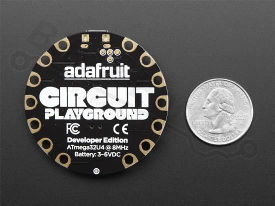 Circuit Playground - Developer Edition - Adafruit 3000