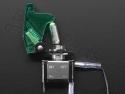 Schakelaar tuimelschakelaar met safety kap groen - Adafruit 3307