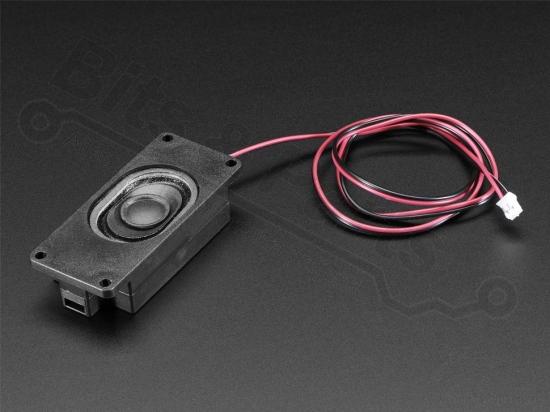Speaker 4 Ohm 3 Watt in behuizing - Adafruit 3351
