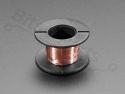 Koperdraad / Magneetdraad gelakt – 11 meter /  Ø 0,1mm