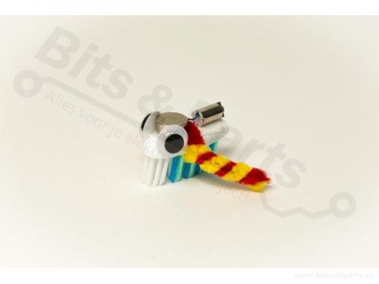 Bristlebot by Brown Dog Gadgets