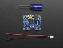 Oplader voor LiIon/LiPoly batterijen/accu's Solar/USB/DC v2 - Adafruit 390