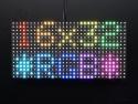LED matrix 16x32 RGB LEDs - Adafruit 420
