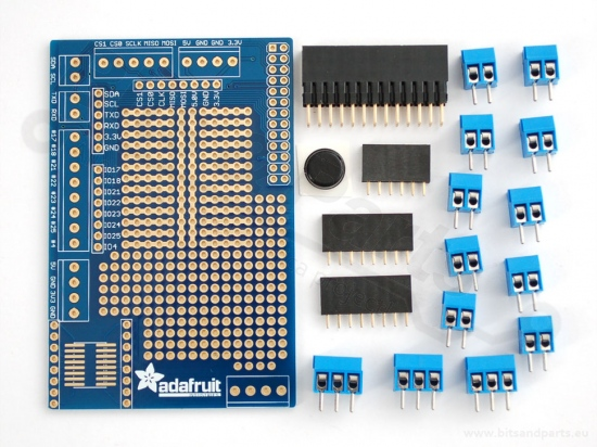 Prototyping Pi Plate Kit/HAT/Shield for Raspberry Pi - Adafruit 801