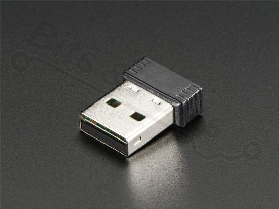 WiFi/WLAN USB Module voor Raspberry Pi (802.11b/g/n) - Adafruit 814
