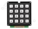 Toetsenbord / keyboard 16 toetsen - matrix uitgang